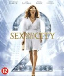 Sex and the city 2, (Blu-Ray) W/ SARAH JESSICA PARKER, KIM CATTRALL AND KRISTIN DAVIS MOVIE, BLURAY