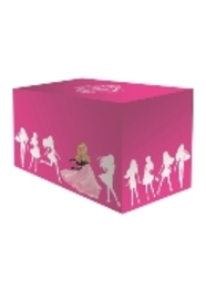 Barbie shoe box, (DVD) PAL/REGION 2-BILINGUAL ANIMATION, DVDNL