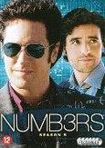Numbers - Seizoen 5, (DVD) PAL/REGION 2-BILINGUAL // W/ROB MORROW, JUDD HIRSCH