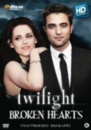 Twilight - Broken hearts, (DVD) UNAUTHORIZED BIOGRAPHY DOCUMENTARY, DVDNL