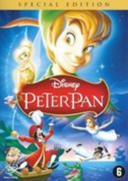 Peter Pan, (DVD) BILINGUAL /CAST: BOBBY DRISCOLL, KATHRYN BEAUMONT Barrie, James M., DVDNL