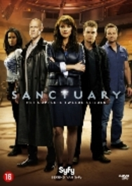 Sanctuary - Seizoen 2, (DVD) TV SERIES, DVDNL