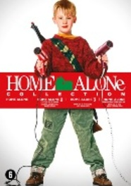 Home alone 1-4, (DVD) BILINGUAL MOVIE, DVDNL