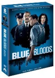 BLUE BLOODS - SEASON 1 PAL/REGION 2 // W/ TOM SELLECK & DONNIE WAHLBERG TV SERIES, DVDNL
