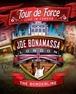 TOUR DE FORCE - BORDERLIN .. BORDERLINE - LONDON, MARCH 26, 2013-