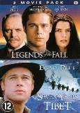 Legends of the fall/Seven years in Tibet, (DVD) .. FALL/SEVEN YEARS IN TIBET - PAL/REGION 2