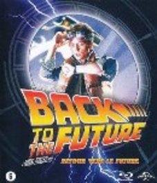 Back to the future 1, (Blu-Ray) BILINGUAL // W/ MICHAEL J. FOX MOVIE, Blu-Ray