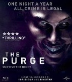 Purge, (Blu-Ray) MOVIE, Blu-Ray