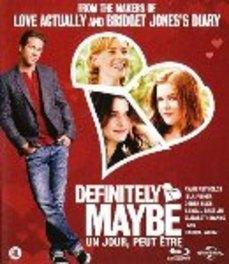Definitely maybe, (Blu-Ray) BILINGUAL // W/ RYAN REYNOLDS MOVIE, Blu-Ray