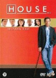 House M.D. - Seizoen 3, (DVD) CAST: HUGH LAURIE TV SERIES, DVDNL