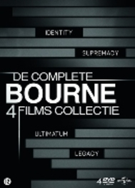 De Complete Bourne Collectie DVD-Box