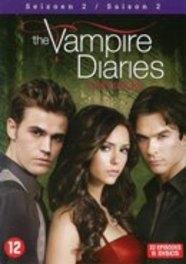 Vampire diaries - Seizoen 2, (DVD) PAL/REGION 2-BILINGUAL TV SERIES, DVDNL