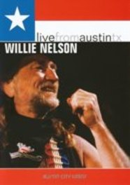 LIVE FROM AUSTIN TX DVD, WILLIE NELSON, DVDNL