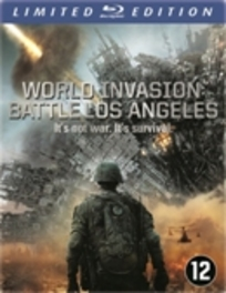 World invasion - Battle Los Angeles, (Blu-Ray) BILINGUAL-STEELBOOK MOVIE, Blu-Ray