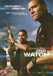 End of watch, (DVD) PAL/REGION 2 // W/ JAKE GYLLENHAAL, MICHAEL PENA MOVIE, DVDNL