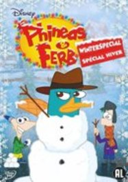 Phineas & Ferb - Winterspecial, (DVD) .. VERRY PERRY CHRISTMAS / BILINGUAL ANIMATION, DVDNL