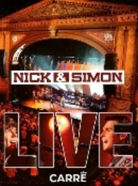 LIVE IN CARRE RECORDED SEPTEMBER 19, 2012/INCL. DOCUMENTARY NICK & SIMON, DVD