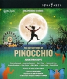 THE ADVENTURES OF PINOCCHIO, DOVE, JONATHAN, PARRY, D. OPERA NORTH/PARRY//*BLU RAY* Blu-Ray, DOVE, BLURAY