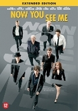 Now you see me, (DVD) CAST: MARK RUFFALO, JESSE EISENBERG