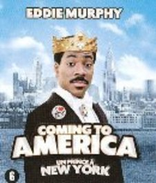 Coming to America, (Blu-Ray) BILINGUAL // W/ EDDIE MURPHY, ARSENIO HALL MOVIE, Blu-Ray