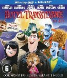 Hotel Transsylvanië 3D, (Blu-Ray) W/ ADAM SANDLER, KEVIN JAMES,SELENA GOMEZ ANIMATION, Blu-Ray