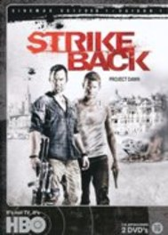 Strike back - Seizoen 1, (DVD) BILINGUAL TV SERIES, DVDNL