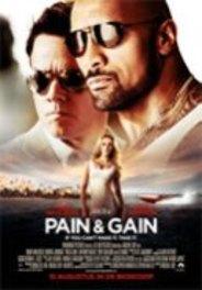 Pain & gain, (DVD) BILINGUAL /CAST: MARK WAHLBERG, DWAYNE JOHNSON MOVIE, DVD