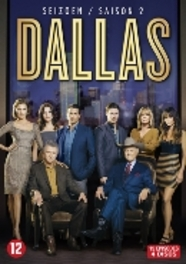 Dallas - Seizoen 2, (DVD) PAL/REGION 2 TV SERIES, DVD