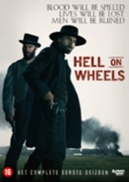 Hell On Wheels - Seizoen 1 (3DVD)