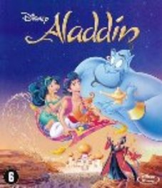 Aladdin, (Blu-Ray) BILINGUAL ANIMATION, BLURAY