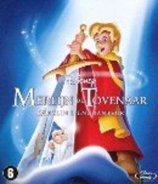 Merlijn de tovenaar, (Blu-Ray) BILINGUAL /CAST: KARL SWENSON, ROBERT REITHERMAN White, Terence H., Blu-Ray