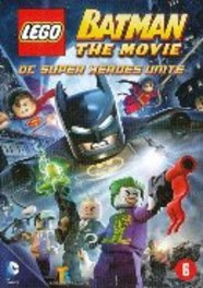 Lego batman - The movie, (DVD) PAL/REGION 2 // DC SUPER HEROES UNITE ANIMATION, DVDNL