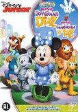 Mickey Mouse clubhouse - Minnie en de tovenaar van Dizz, (DVD) PAL/REGION 2-BILINGUAL