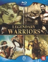 Legendary warriors box, (Blu-Ray) MOVIE, Blu-Ray