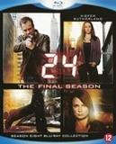 24 - Seizoen 8, (Blu-Ray)