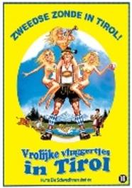 VROLIJKE VLUGGERTJES IN.. .. TIROL - PAL/REGION 2 // (TIROLER COLLECTIE) MOVIE, DVD
