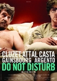 Do not disturb, (DVD) PAL/REGION 2 // W/ FRANCOIS CLUZET, YVAN ATTAL MOVIE, DVD