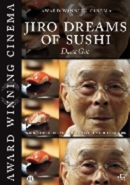 Jiro dreams of sushi, (DVD) DOCUMENTARY, DVDNL