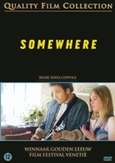 Somewhere, (DVD) PAL REGION2 // BY SOFIA COPPOLA W:STEPHEN DORF