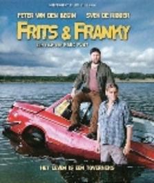 Frits & Franky, (Blu-Ray) CAST: GEORGINA VERBAAN, JACK WOUTERSE MOVIE, Blu-Ray