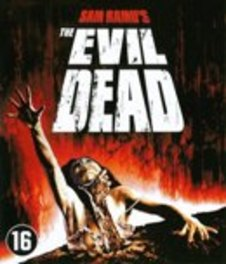 Evil dead (1981), (Blu-Ray) BILINGUAL // BY SAM RAIMI MOVIE, BLURAY