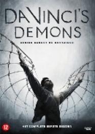 Da Vinci's Demons, seizoen 1 (3-DVD)