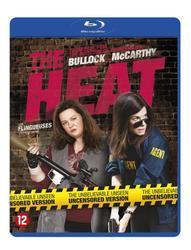 Heat, (Blu-Ray) BILINGUAL /CAST: SANDRA BULLOCK, MELISSA MCCARTHY