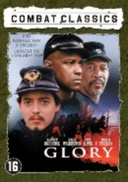 GLORY BILINGUAL /CAST: MATTHEW BRODERICK, DENZEL WASHINGTON MOVIE, DVDNL