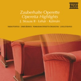 OPERETTA HIGHLIGHTS V/A, CD