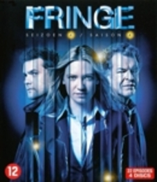Fringe - Seizoen 4, (Blu-Ray) BILINGUAL // 22 EPISODES TV SERIES, Blu-Ray