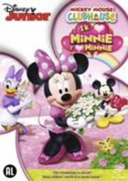 Mickey Mouse clubhouse - Ik hou van Minnie, (DVD) PAL/REGION 2-BILINGUAL MICKEY MOUSE CLUBHOUSE, DVDNL