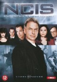 NCIS - Seizoen 2, (DVD) BILINGUAL /CAST: MARK HARMON, PAULEY PERRETTE TV SERIES, DVDNL