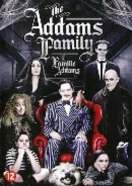 Addams family, (DVD) BILINGUAL /CAST: ANJELICA HUSTON, RAUL JULIA MOVIE, DVD