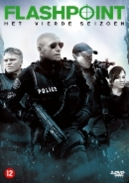 Flashpoint - Seizoen 4, (DVD) CAST: AMY JO JOHNSON, HUGH DILLON TV SERIES, DVDNL